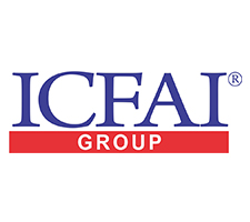 ICFAI Group Logo with R mark